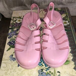 2/$5 Jelly sandals